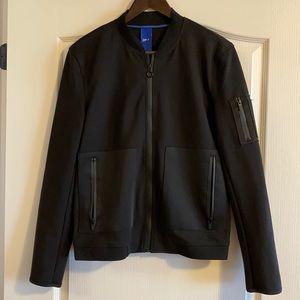 Zara Man Black Full Zip Jacket - Size S